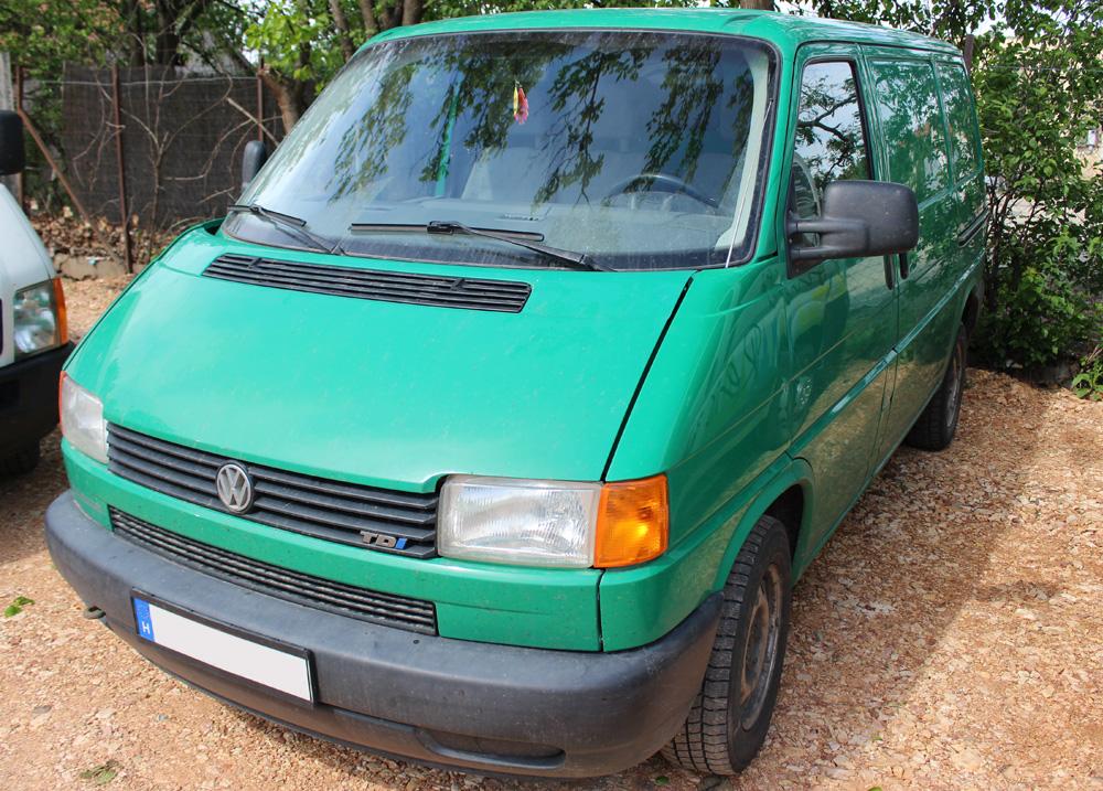 Volkswagen LT 001
