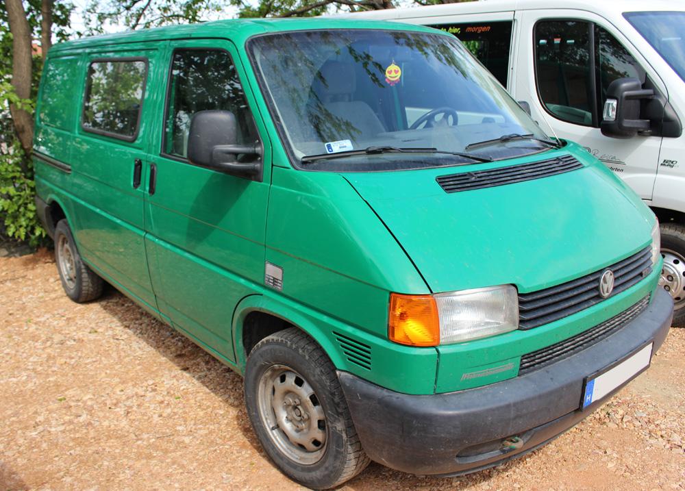 Volkswagen LT 002